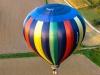 Meeting mit einem Heißluftballon - September 2012